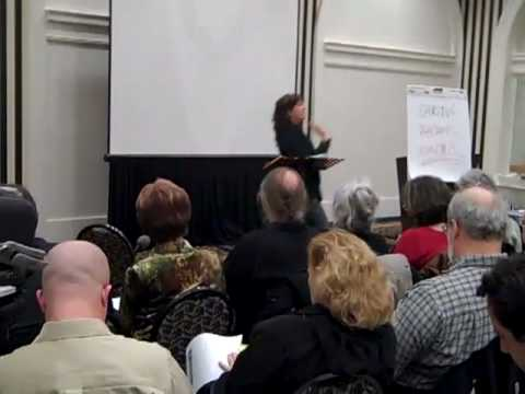 Christine Comaford at the Entrepreneur & Small Business Academy