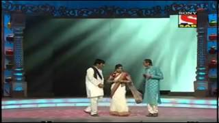 Sunil Grover, Sugandha & Popat lal's Comedy Act HQ)