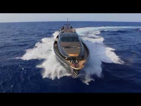 Palmer Johnson 120  ASCARI for rent in Ibiza