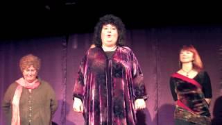 celtic concert ㉖  CATHY~ANN MacPHEE  'mouth music' : PUIRT A BEUL