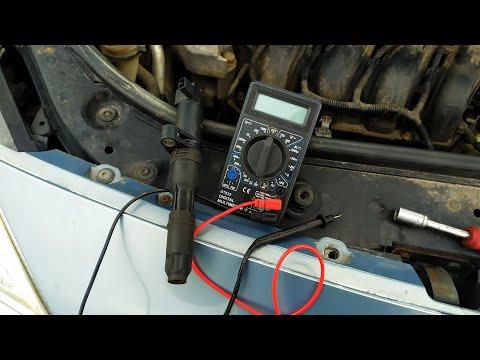 Как проверить катушку зажигания. Увеличение ресурса катушек / How To Check The Ignition Coil. Resour