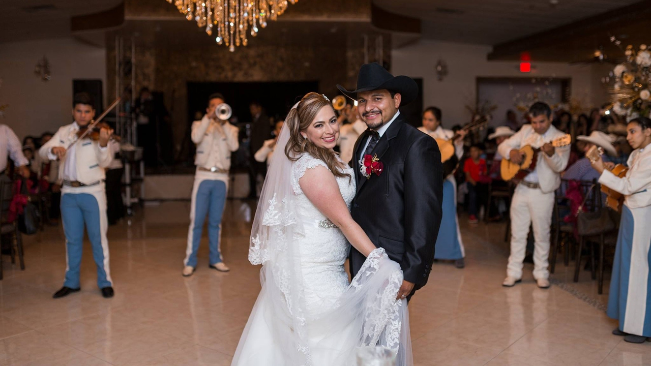 Michelle & Servando's Wedding Day