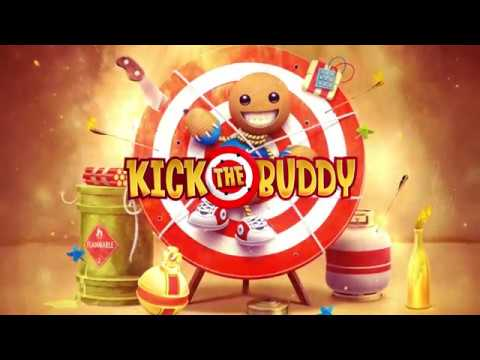 kick the buddy apk unlimited