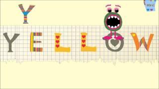 AZ Crazy alphabet for toddlers