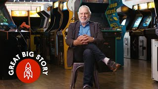 The Video Game Genius Behind Chuck E. Cheese's