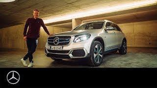 Es wird elektrisch – Matthias Malmedie und ein Vorserienfahrzeug des GLC F-CELL