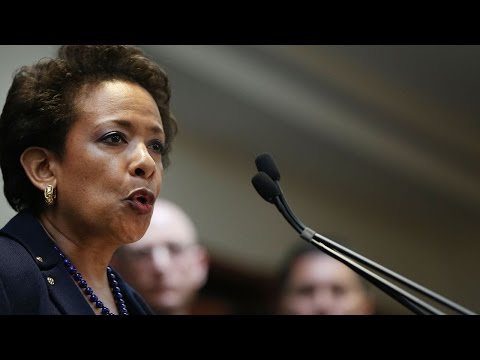 Loretta Lynch Really Doesn't Want To Talk About Clinton's Damn Emails