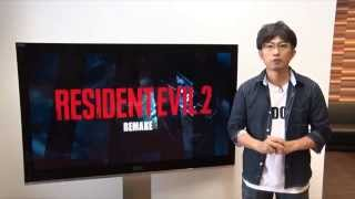 """Resident Evil 2 Remake – Special Message from Producer """"H"""" thumbnail"""