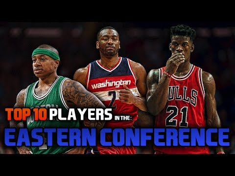 Top 10 NBA Players In The Eastern Conference