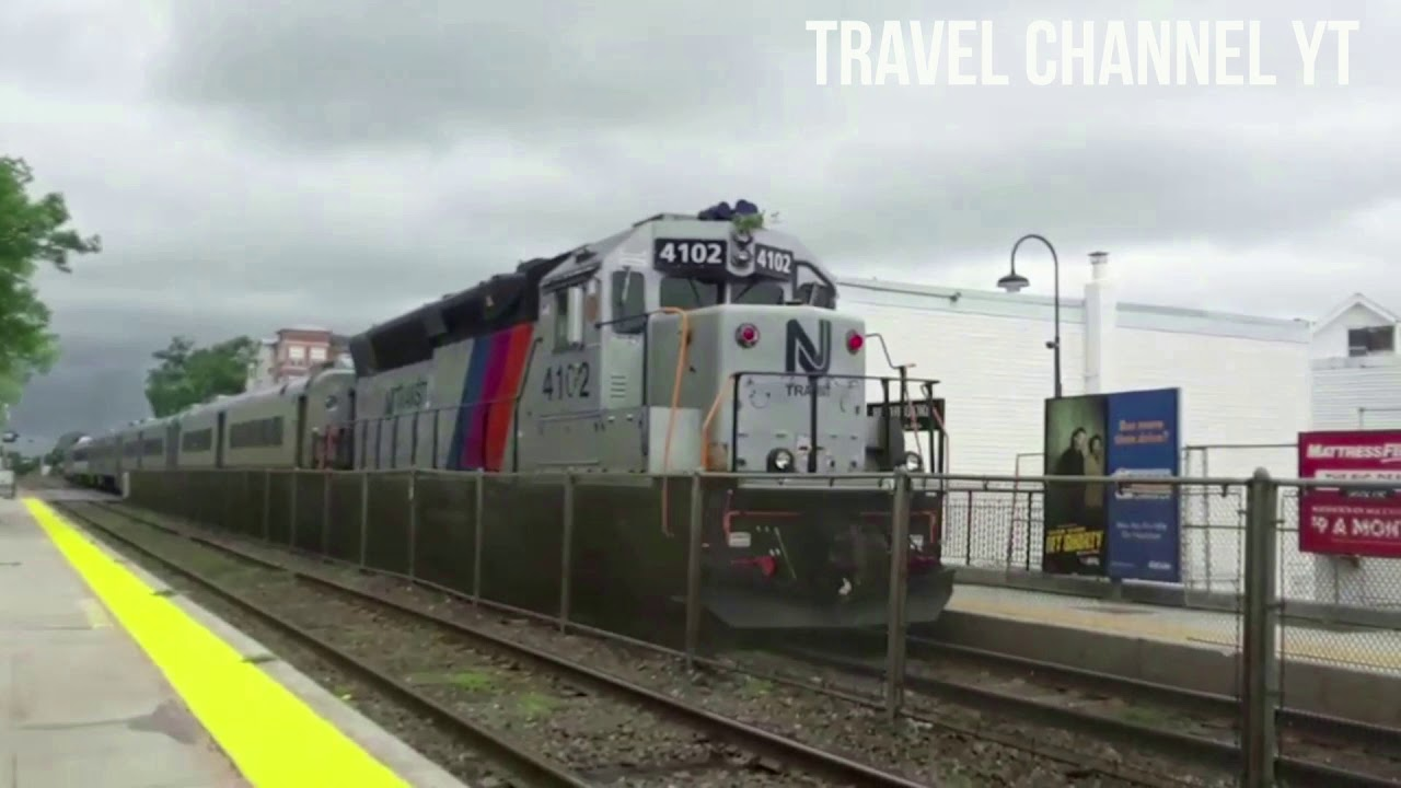 Rutherford Nj Rutherford Nj New Jersey Train Station And Train Schedule Youtube