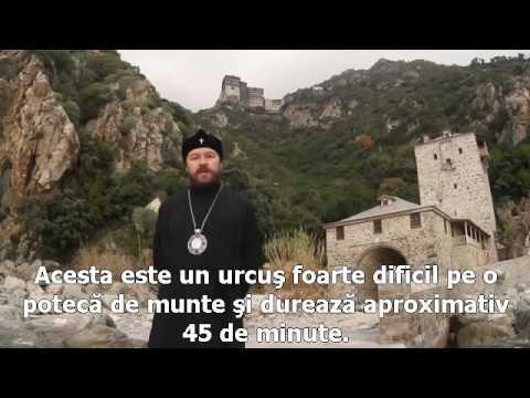 O călătorie în Muntele Athos