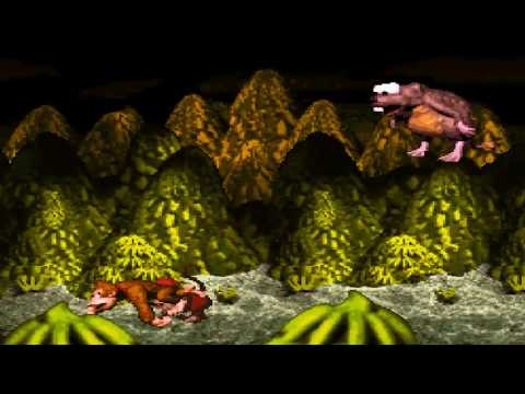 REUPLOAD Let's Race Donkey Kong Country (SNES) Gegen TheUncleWulf - Part 3