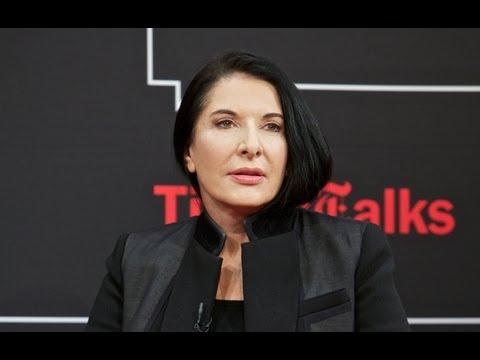 Marina Abramovic | Interview pt. 1 | TimesTalks