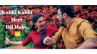 || Pre Wedding Film || Kabhi Kabhi Mere Dil Main Featuring Shubham & Shiksha