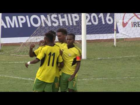 2016 OFC U20 | New Caledonia v Vanuatu - Highlights