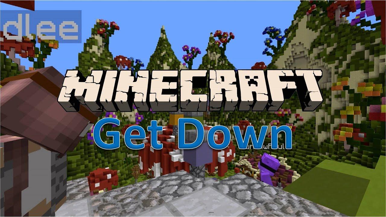 Minecraft Down