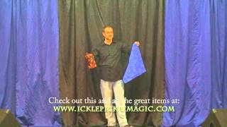 Devil's Handkerchief Magic Trick Thumbnail