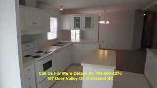 Cleveland Nc Home For Sale Real Estate For Sale Big Lot Private Backyard 4 Br 2ba