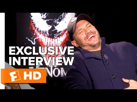 Tom Hardy Loves the Look of 'Venom' | Full Interview | Fandango All Access