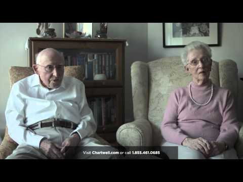 Chartwell Make Us Part Of Your Story - Loreen And Cecil's Story