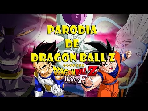 Parodia Dragon Ball Z la Resurrección de freezer