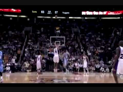 Denver Nuggets Top 10 Plays Of The 2008-09 Season