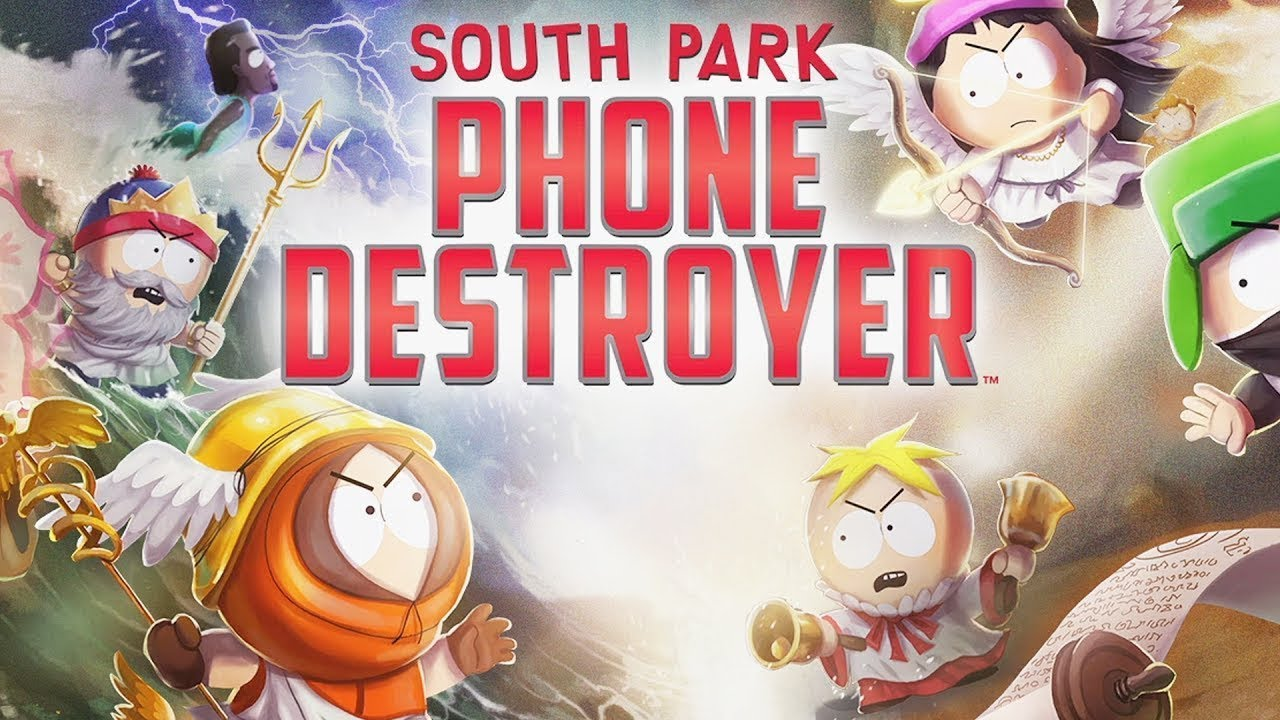 play south park phone destroyer on pc