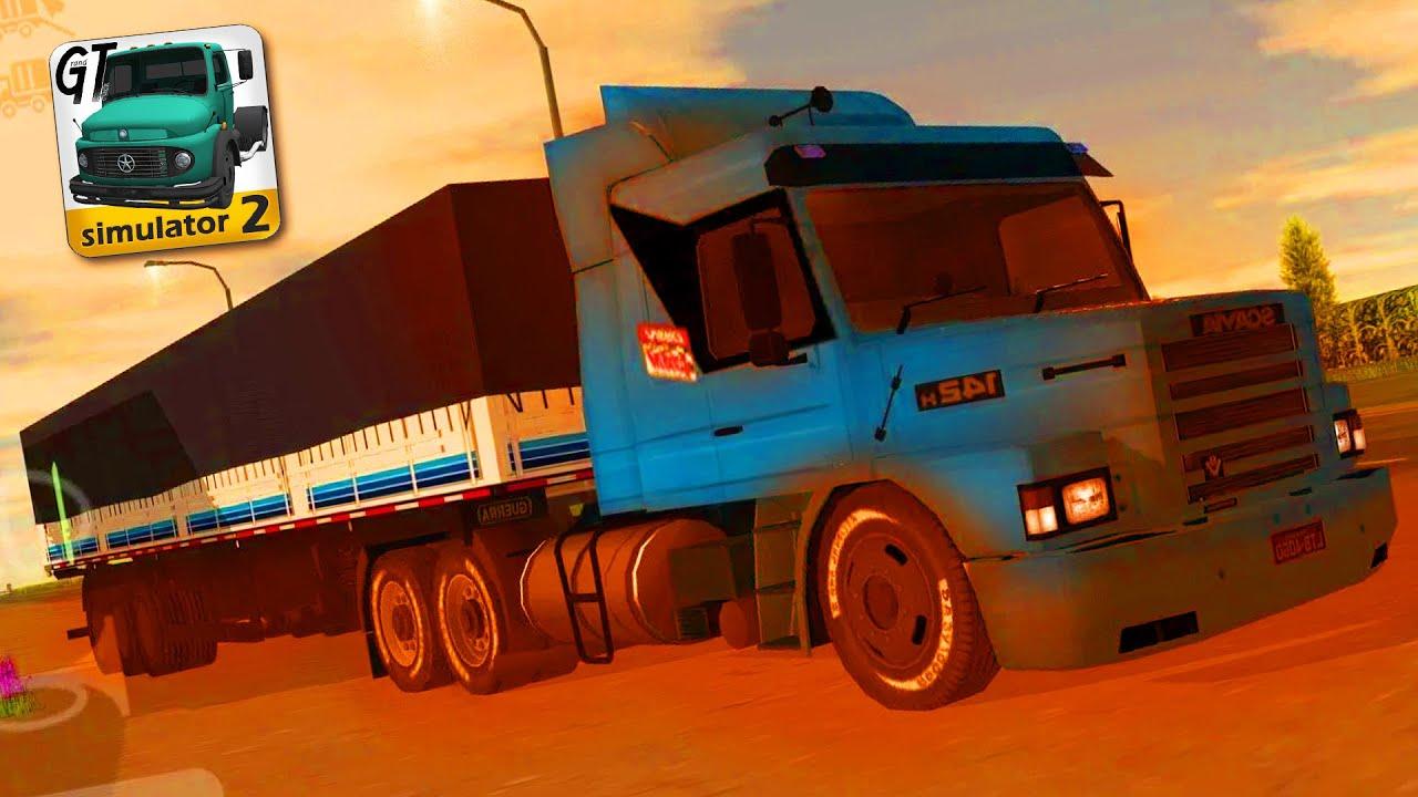 Vou comprar um reboque? E atualização do GTS2! 🎉🔥 - Grand Truck Simulator 2 - YouTube
