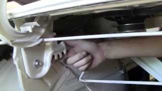 How To Install Trunk Torsion Bars - 1967-1970 Cougar / Mustang
