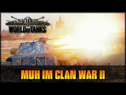 MUH im Clan War II - World of Tanks  [ deutsch 🐄 gameplay ] thumbnail