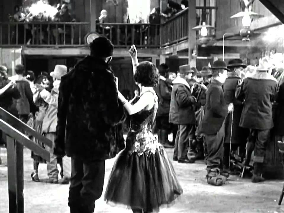 La quimera del oro - Charles Chaplin