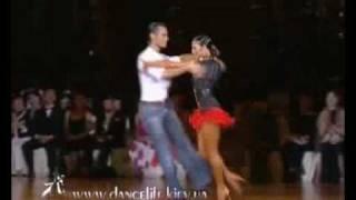Уроки бальных танцев в Киеве - Ча-Ча-Ча