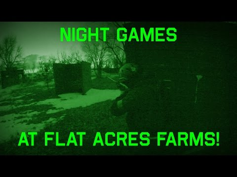 Night Games at Flat Acres Farms