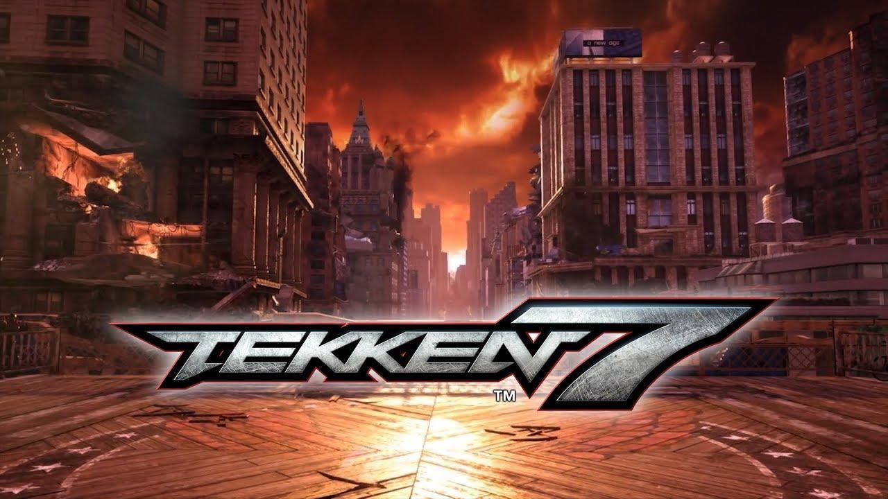 Tekken 7 Music New Twilight Conflict 2 Hidden