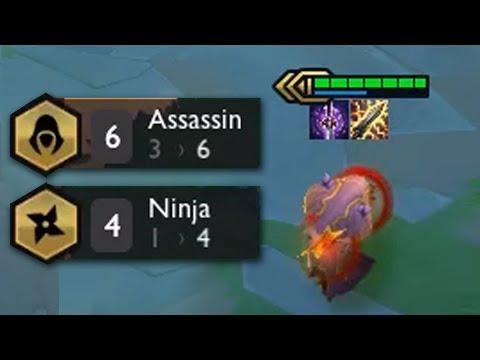 ASSASSIN KENNEN LvL 3 | Teamfight Tactics Gameplay [Deutsch]