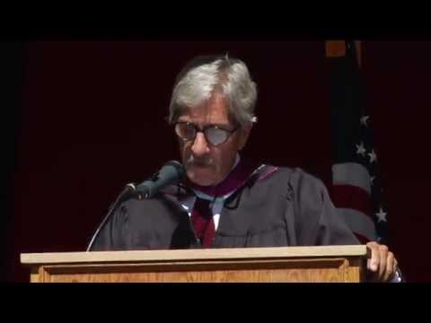 Ralph Lowe's Invocation: Dunn School Graduation 2015