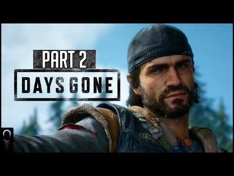 Leon's Stash - Part 2 - Days Gone - Lets Play Walkthrough Gameplay
