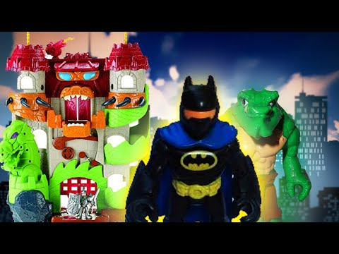 Batman Imaginext: TVRS Part III - The Final Assult