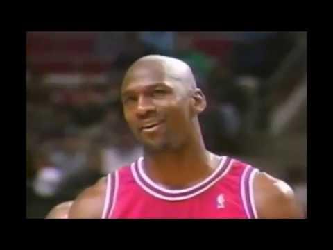 NBA on NBC Intro - 1996 - Chicago Bulls vs. Orlando Magic - Michael Jordan