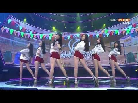 Live HD | 150225 여자친구