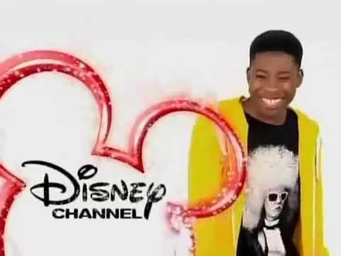 You're Watching Disney Channel! Ident  Carlon Jeffery