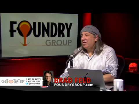 Bootstrapping with Brad Feld of Foundry Group on the tastytrade network