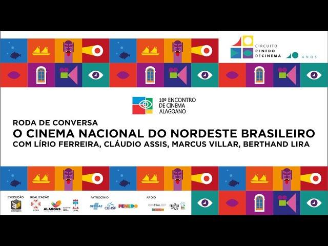 Roda de conversa | O cinema nacional do Nordeste brasileiro