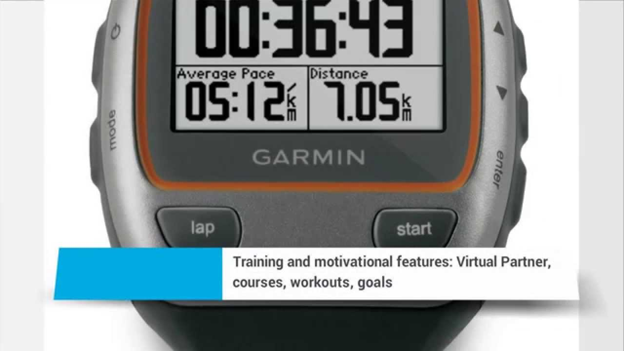 Garmin Forerunner 310XT GPS Multisport Watch with Heart Rate | Garmin Forerunner 310XT HRM ...