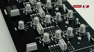 Mezcladoras DJ5 y DJ3 USB de Backstage