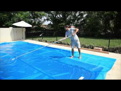 How to measure and install an Aqua-Net Solar Cover
