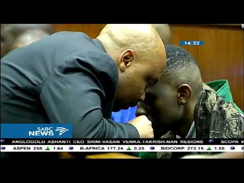 Sandile Mantsoe maintains he did not murder Karabo Mokoena