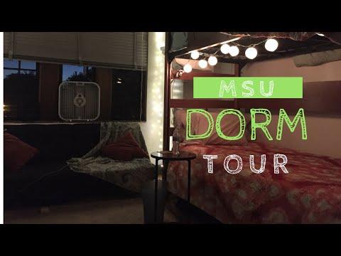 MSU Dorm Tour