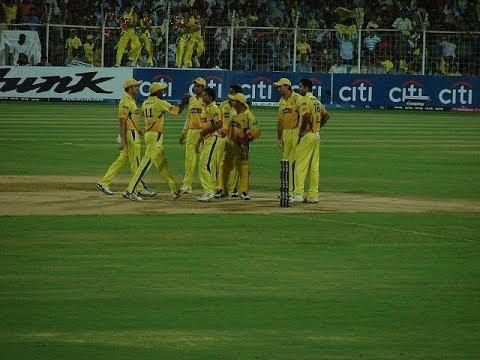 M20:RCB VS CSK Highlights - IPL 2015