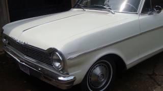 1965 Chevy II Nova idle